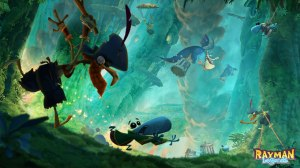 Originally planned only for the Wii U, Rayman Legends will now be released too on the Xbox360 and the PS3.
