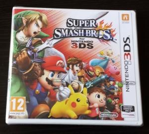 Super Smash Bros for 3DS
