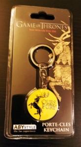 Wootbox_GoT Keychain
