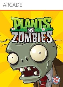 Plants vs Zombies (Xbox Live Arcade)_Box Art