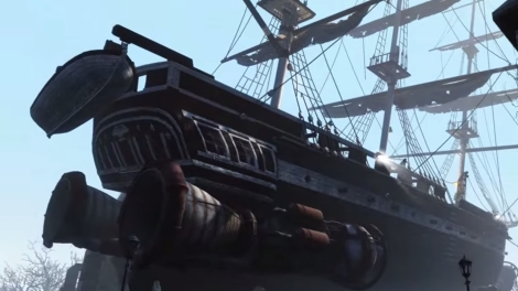 USS Constitution (Fallout 4)