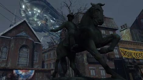 Paul Revere Statue (Fallout 4)