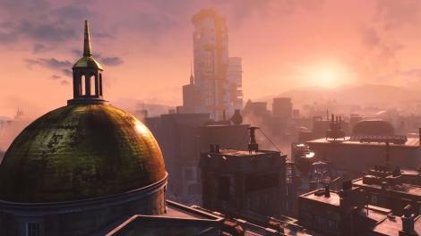 Massachussets State House (Fallout 4)