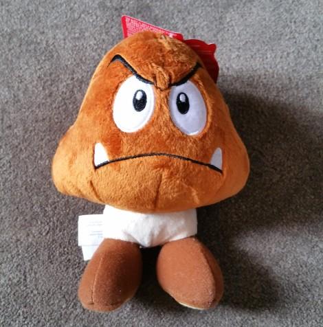WOOTBOX_Goomba Plush