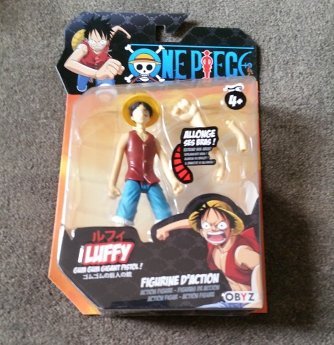 WOOTBOX_Luffy Figurine