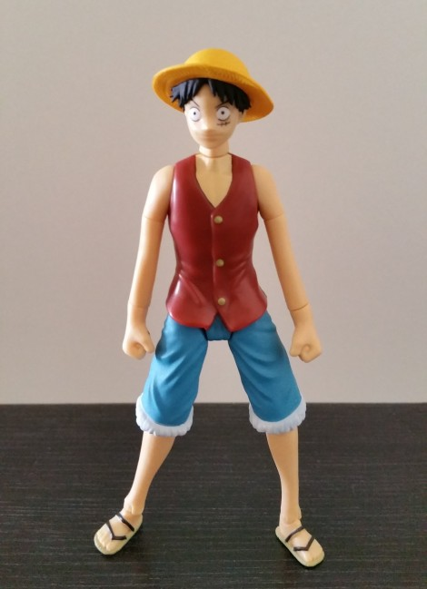 WOOTBOX_Luffy Figurine_2