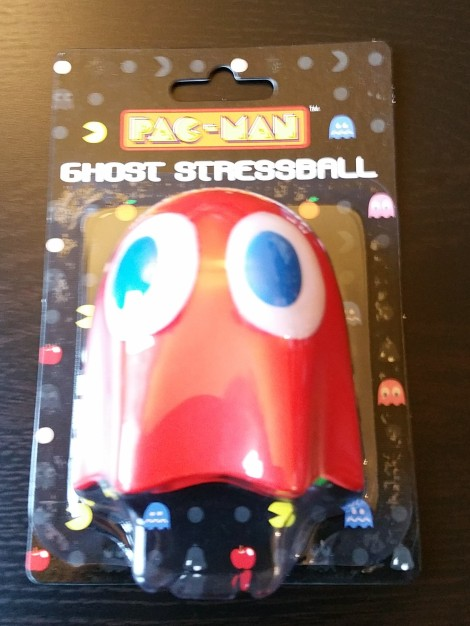 Wootbox_3_Pacman Stressball